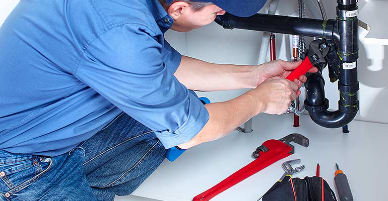 kitchen plumbing and garbage disposal repair and installation services in Bonita Springs