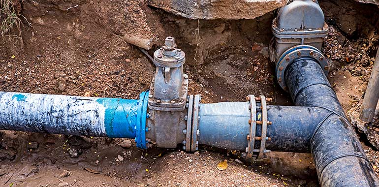 sewer line repair services in Bonita Springs