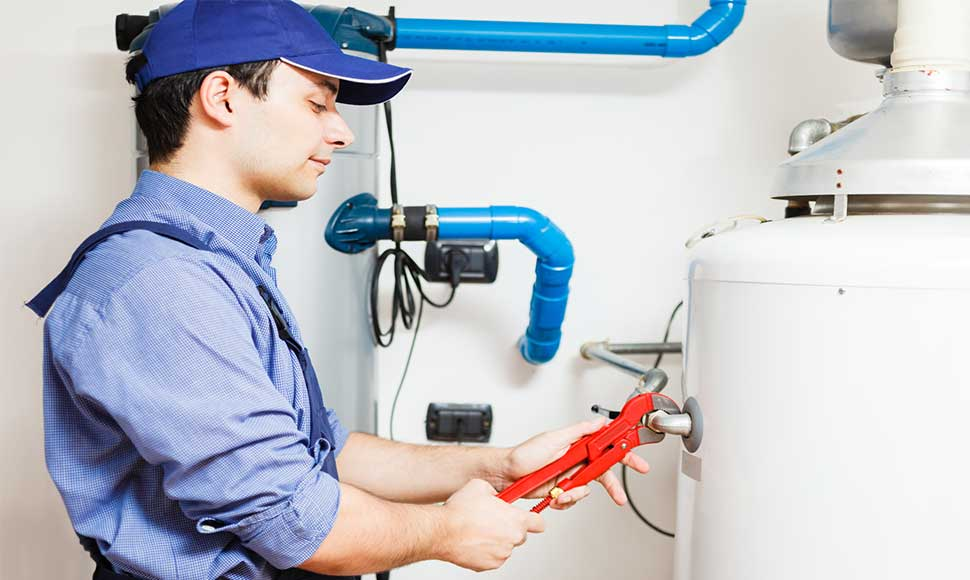 water heater repair and installation services in Bonita Springs, FL