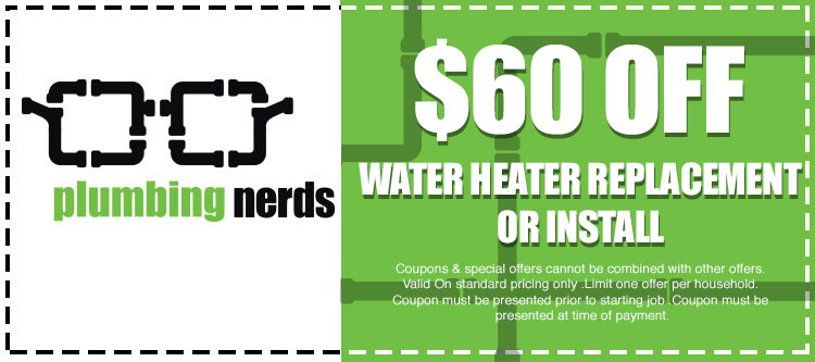 discount on tankless water heater replacement or installation in Bonita Springs, FL