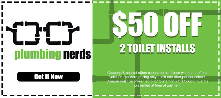 discount on toilet install in Bonita Springs, FL