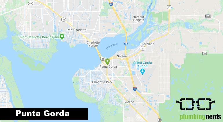 plumbing repair and installation services in Punta Gorda, FL