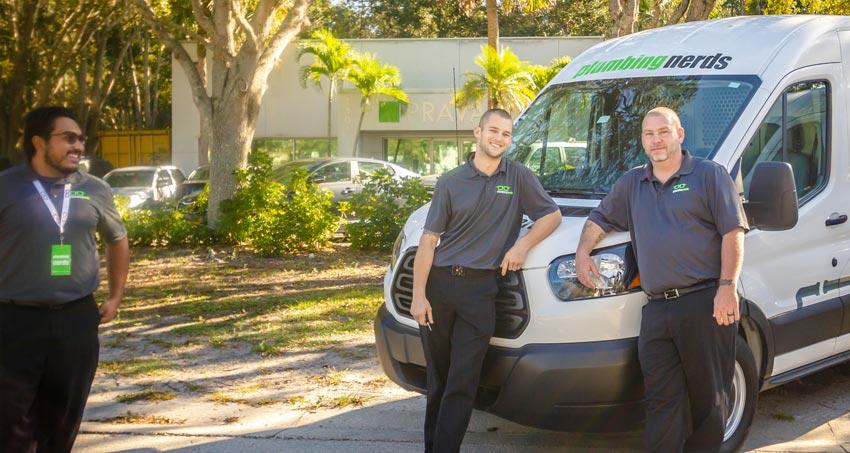 Plumbing Nerds - water softener installation and repair services in Bonita Springs, FL