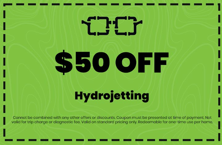 Discounts on Hydrojetting